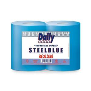 dailyl steel blu carta assorbente